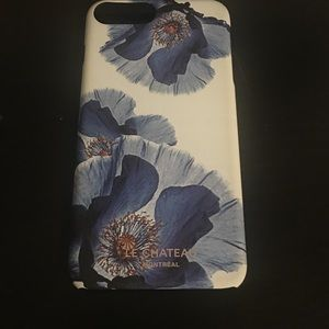Accessories - Floral IPhone case